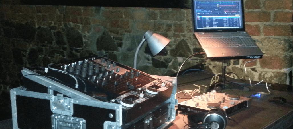 DJ Karl header image